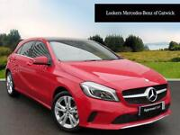 Mercedes-Benz A Class A 200 D SPORT PREMIUM PLUS (red) 2016-11-03