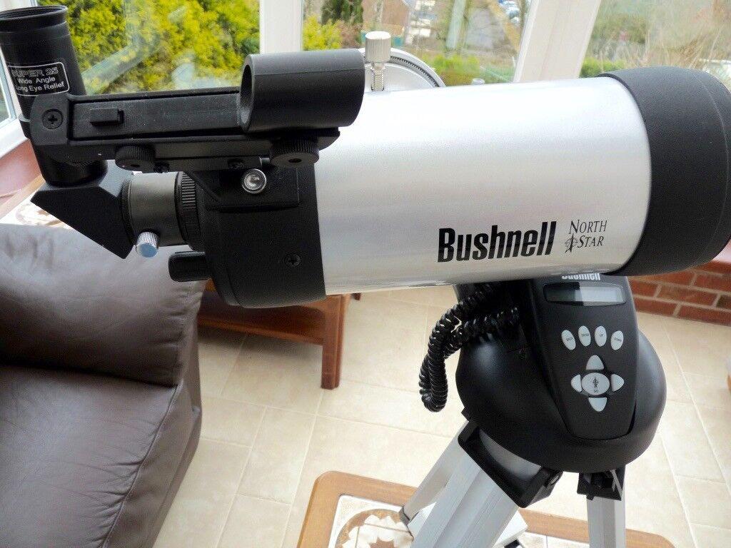 Bushnell north star go to telescope.788840 in caerleon newport