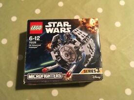 Lego Star Wars Microfighter 75128