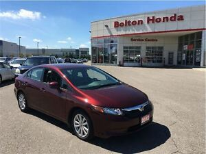 2012 Honda Civic LX - One Owner