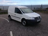 Volkswagen Caddy C20 1.9 TDI PD 104ps, 1 years MOT! No VAT!