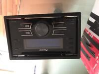 Pioneer fh-p80bt double din spares or repair