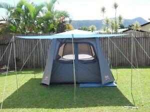 Tent plus extras Edmonton Cairns City Preview