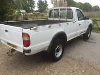 FORD RANGER 4x4 PICKUP TRUCK SINGLE CAB