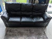 sofa - 3 seather leather