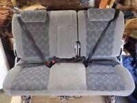 Bongo Seats