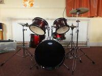 Drum Kit . (£300)