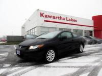 2012 Honda Civic EX Coupe EX Coupe 5-Speed AT