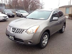 2010 Nissan Rogue S AWD HTD SEATS