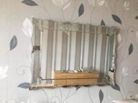 Fireplace/wall mirror for sale