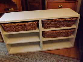 Ikea Besta shelf unit