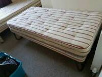 Single bed and guest bed Courts brand good condition