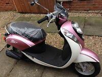 Sym Mio 50cc Brand New Still In The Wrapper