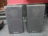 2 x Skytronic speakers