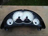 vauxhull corsa clocks