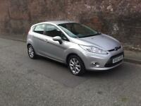 2010/60 FORD FIESTA ZETEC 12.5 COMES WITH 12 MONTHS M.O.T DRIVES GREAT !!!