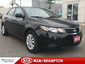 2013 Kia Forte LX BLUETOOTH HEATED SEATS KEYLESS CRUISE!!