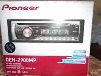 PIONEER AUTO RADIO CD RDS