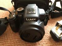 Panasonic LUMIX camera DMC-FZ48
