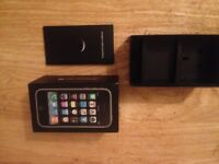 iPhone empty box