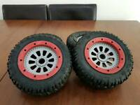 Losi 5ive wheels spares 1/5 fg