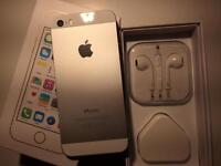 iPhone 5s 16gb silver ( vodafone )