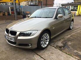 BMW 3 Series One Previous Owner MOT till Sep 17 2 Keys Genuine Warranted Millage Parking Sensor