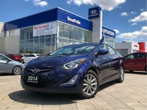 2014 Hyundai Elantra GLS at Heated Seats/Backup Camera/Bluetooth