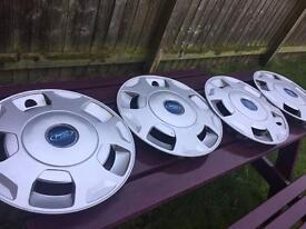 Genuine ford transit wheels trims