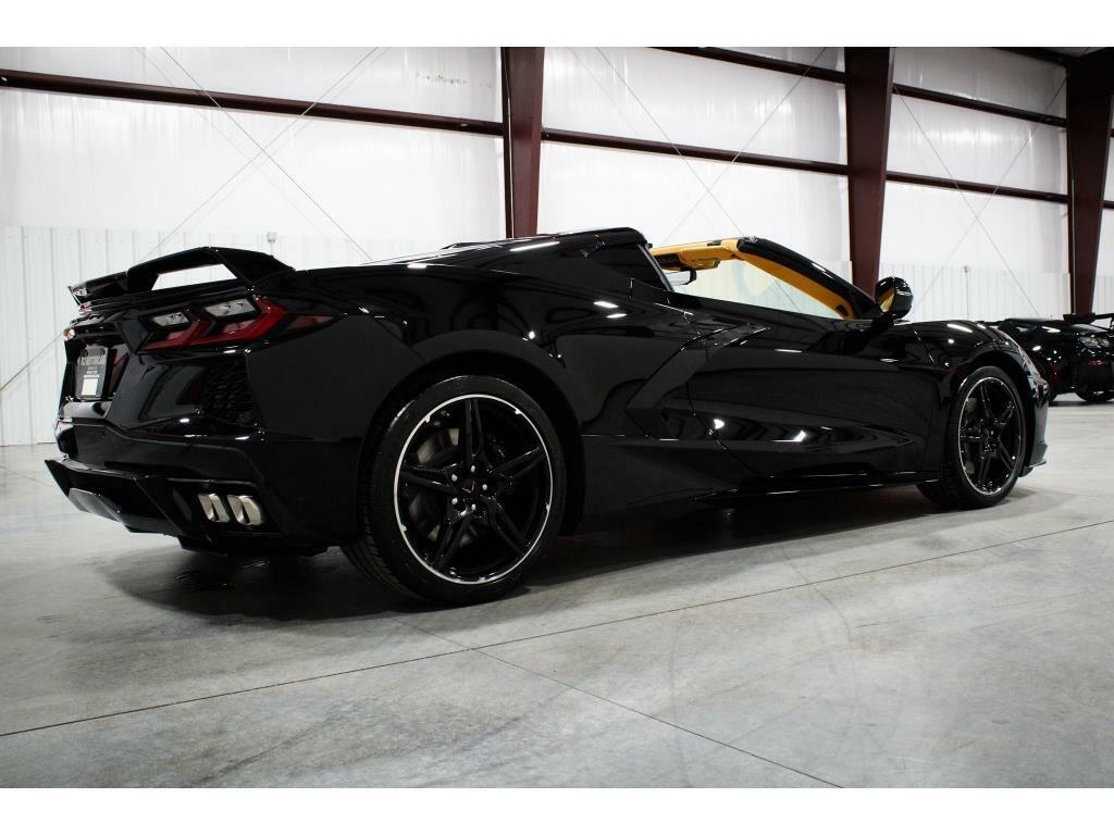 2020 Black Chevrolet Corvette Stingray 3LT | C7 Corvette Photo 5