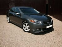 2008/08 HONDA ACCORD 2.2 DTEC ES GT - NEW SHAPE, HONDA BODY KIT, LOW MILES, FHSH, HPI CLEAR