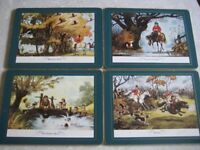8 TABLE MATS - THELWELL DESIGNS