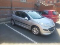 ***2009 Peugeot 207 hdi*** full mot**cheap tax an insurance