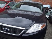FORD MONDEO MK4 BONNET IN BLACK 2008 2009 2010 2011 2012 2013 2014 USED