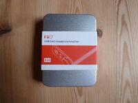 FiiO E10 portable USB DAC/headphone amplifier - £40