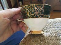 Imperial bone china 22 k t tea set