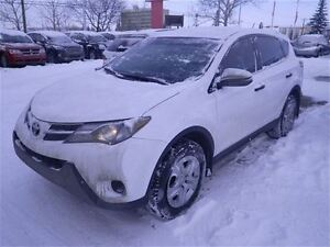 2013 Toyota RAV4 LE | AWD | Bluetooth | Cruise | PW | PL | PM