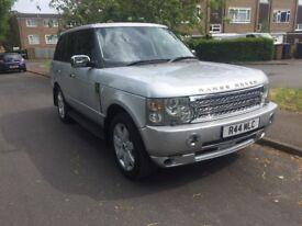 Land Rover Range Rover 2003 4.4 V8 Vogue Station Wagon 5d 4398cc Automatic
