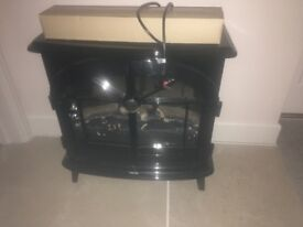 Dimplex electric stove