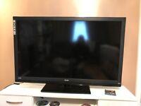"55"" Bush TV HD ready 1080p"