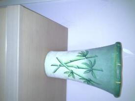 large earth ware vase