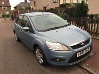 FORD FOCUS 1.6 STYLE DIESEL 2008 SENSIBLE MILEAGE 2 KEYS 8 STAMPS NEW MOT NEW BATTERY VERY CLEAN
