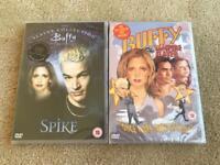 BRAND NEW & SEALED BUFFY DVDS
