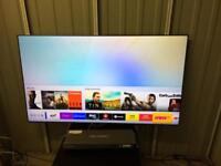 "Samsung 55"" 4k Super UHD smart led HDR tv ue55ks8000"
