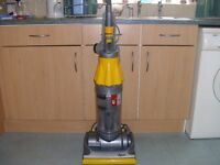 """DYSON DC07 VACUUM CLEANER,HOOVER,""""3 MONTHS WARRANTY"""""""