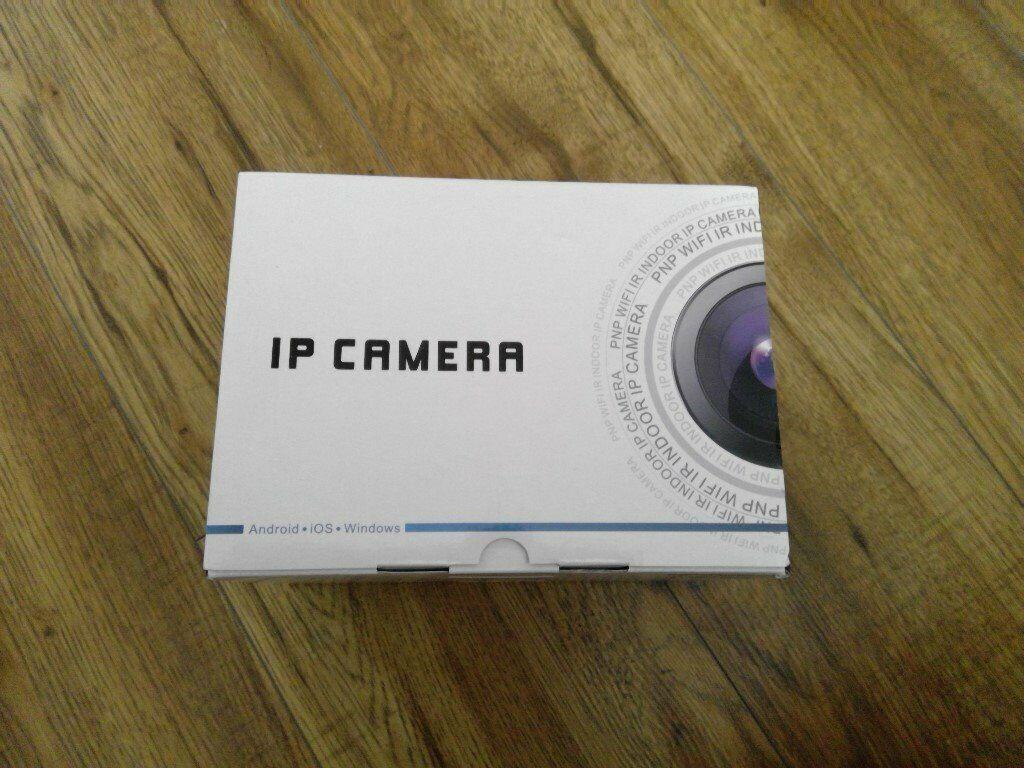 IP Camera - Sensitive motion detection, Smart night vision, Multi-user  Sharing  | in Nottingham, Nottinghamshire | Gumtree