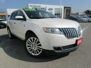 2012 Lincoln MKX Reserve | AWD | NAVIGATION |