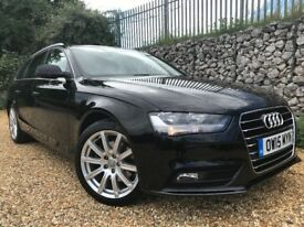 Audi A4 Avant 2.0 TDI SE Technik Avant Multitronic 5dr £0 DEPOSIT FINANCE AVAILABLE
