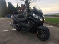 SYM MAXSYM 400i, scooter