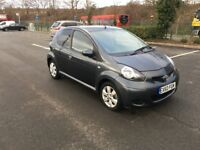 Toyota Aygo 1.0 with Navigation system